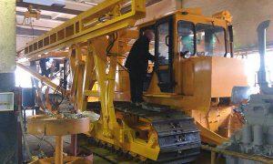 Купить сваебойную установку СП-49 в Челябинске
